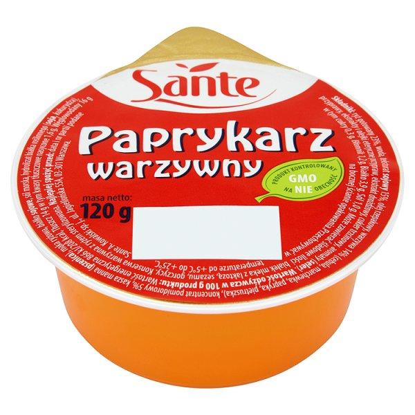 Paprykarz warzywny Sante
