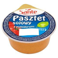 Pasztet sojowy z pomidorami Sante