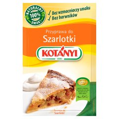 Mieszanka przypraw Kotanyi do jabłecznika