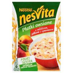 Płatki Nesvita mleko, jabłko i cynamon
