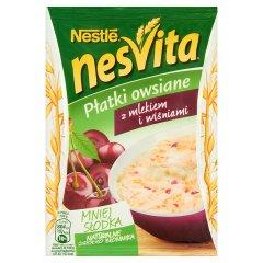 Płatki Nesvita z wiśniami