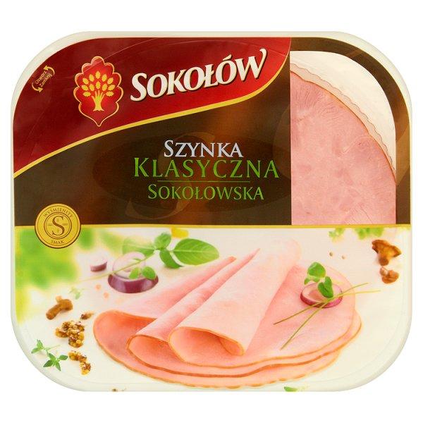 Szynka klasyczna Sokołowska