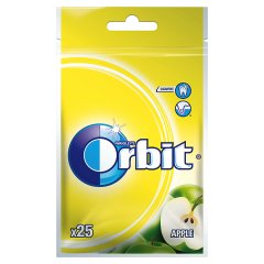 Guma Orbit Apple 25 drażetek