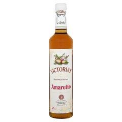 Victoria's Syrop barmański amaretto 490 ml