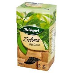 Herbata Herbapol Zielona liściasta