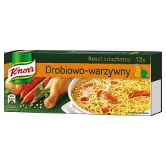 Rosół Knorr drobiowo - warzywny