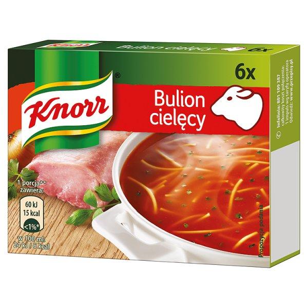 Bulion Knorr cielęcy 3L