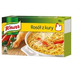 Rosół z kury Knorr kostka