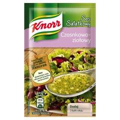 Sos Knorr sałatkowy czosnkowo - ziołowy