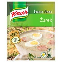 Zupa Knorr żurek domowe smaki