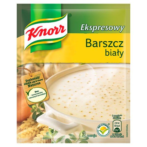 Barszcz biały Knorr ekspresowy