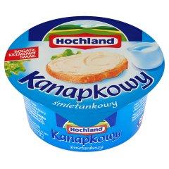 Krem Hochland Kanapkowy śmietankowy