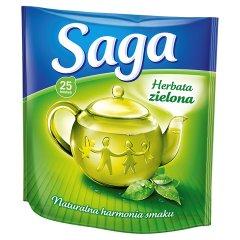 Herbata Saga zielona 25*1,3g