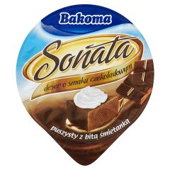 Deser Sonata czekoladowy