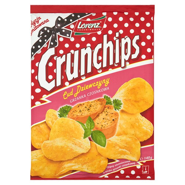 Chipsy crunchips brazylijska picanha i grecki dip z ziołami