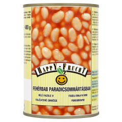 Fasola biala Happy Frucht w sosie pomidorowym