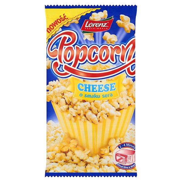 Lorenz Popcorn o smaku sera 90 g