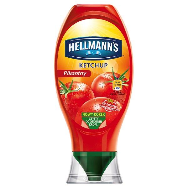 Ketchup Hellmann`s pikantny