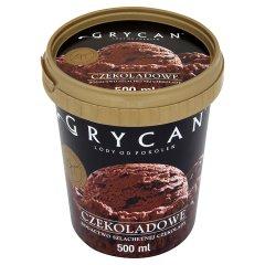 Lody Grycan czekoladowe