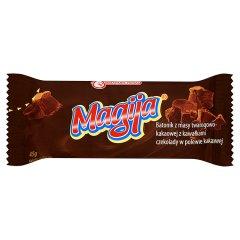 Baton Magija twarogowy czekolada