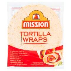 Tortilla Wraps pszenna Mission