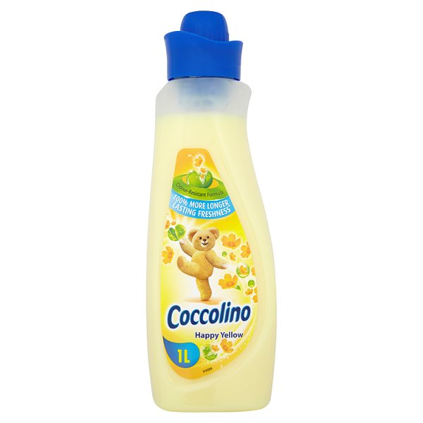 Koncentrat do płukania Coccolino Yellow