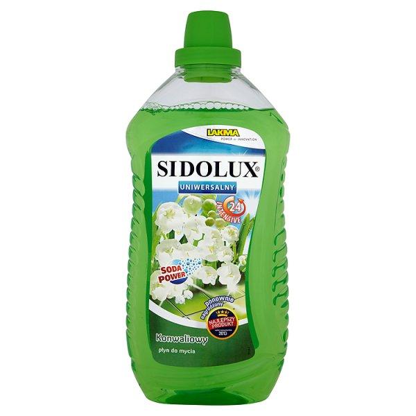 Sidolux Uniwersalny Płyn do mycia konwaliowy 1 l