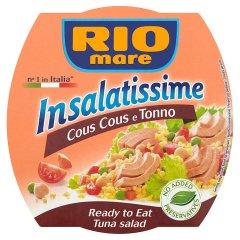 Sałatka Rio Mare z kuskus i tuńczykiem