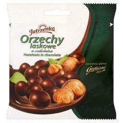 Orzechy Jutrzenka w czekoladzie deserowej