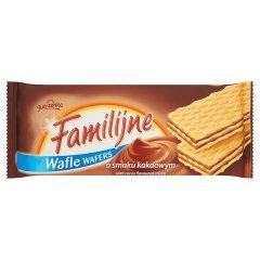 Wafle Familijne kakaowe