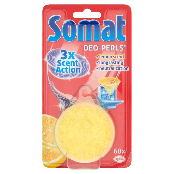Somat odświeżacz do zmywarek lemon