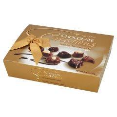 Czekoladki Solidarność złote czekoladowe kreacje
