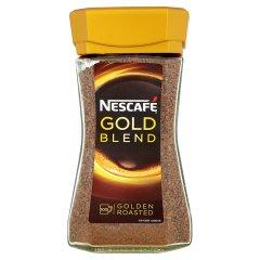 Nescafé Gold Blend Kawa rozpuszczalna 200 g