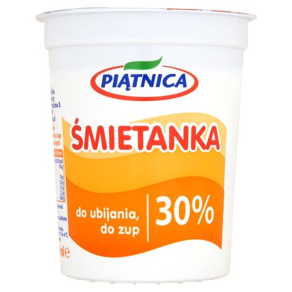 Piątnica Śmietanka 30% 400 ml