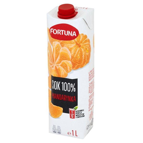 Sok Fortuna mandarynka
