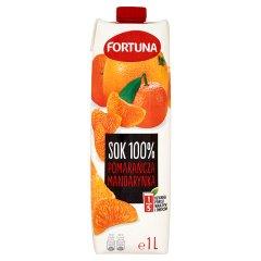 Sok Fortuna pomarańcza-mandarynka