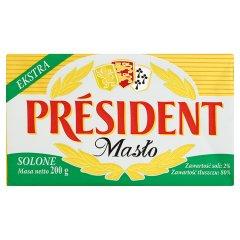 Masło Extra Solone Président