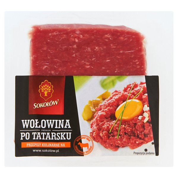 Tatar wołowy