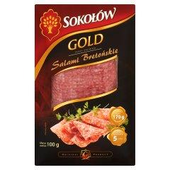 Sokołów Gold Salami Bretońskie 100 g