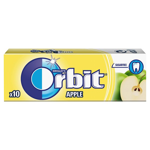 Guma Orbit Apple 10 drażetek