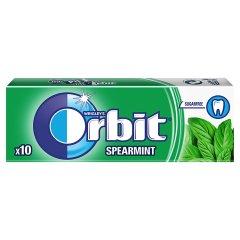 Guma Orbit Spearmint 10 drażetek