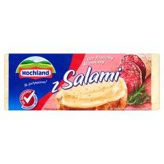 Ser Hochland topiony bloczek z Salami