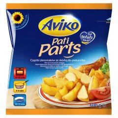 Ziemniaki Aviko Pati Parts (cząstki ze skórką)
