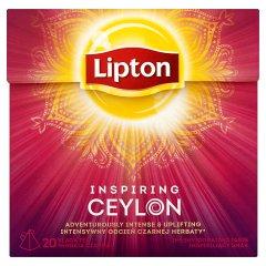 Herbata Lipton Inspiring Ceylon czarna 36 g (20 torebek)