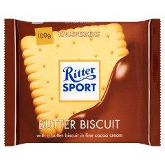 Czekolada Ritter sport knusperkeks