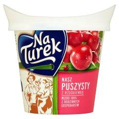 Serek Turek Puszysty z rzodkiewką