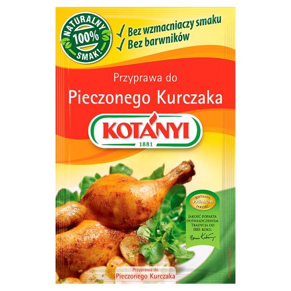 Przyprawa Kotanyi pieczony kurczak