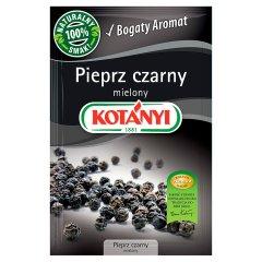 Pieprz czarny mielony Kotanyi