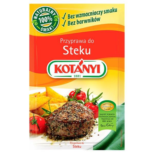 Przyprawa Kotanyi do steku