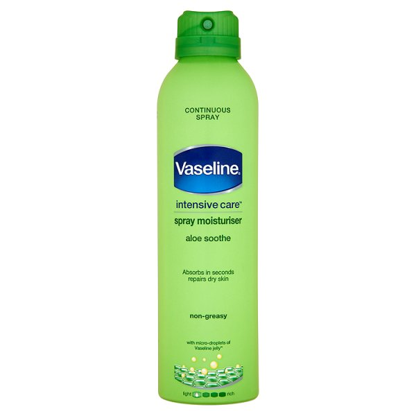 Balsam do ciała spray Vaseline Aloe
